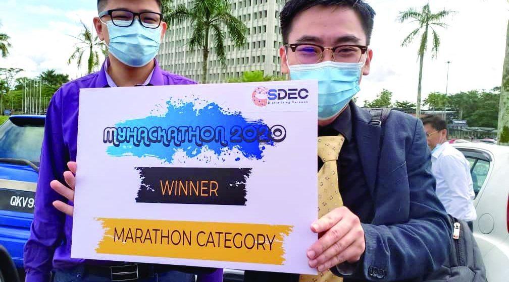 Pemenang MyHackathon Sarawak nerima perais tambah RM55, 000