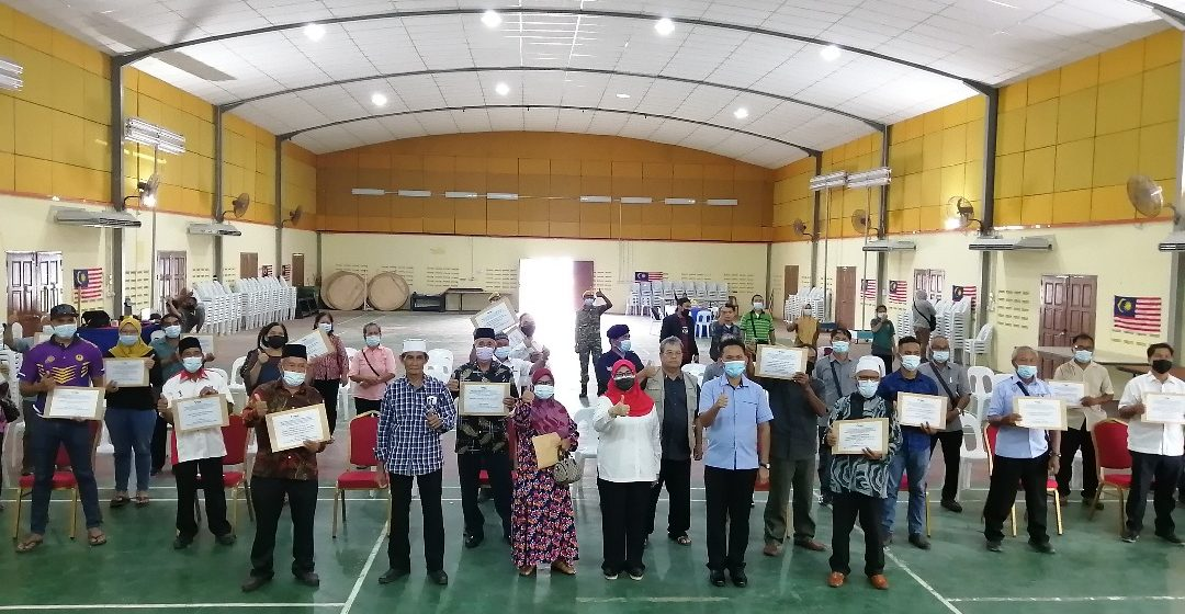 Pilih mih parti ti ngemeratka hak Sarawak