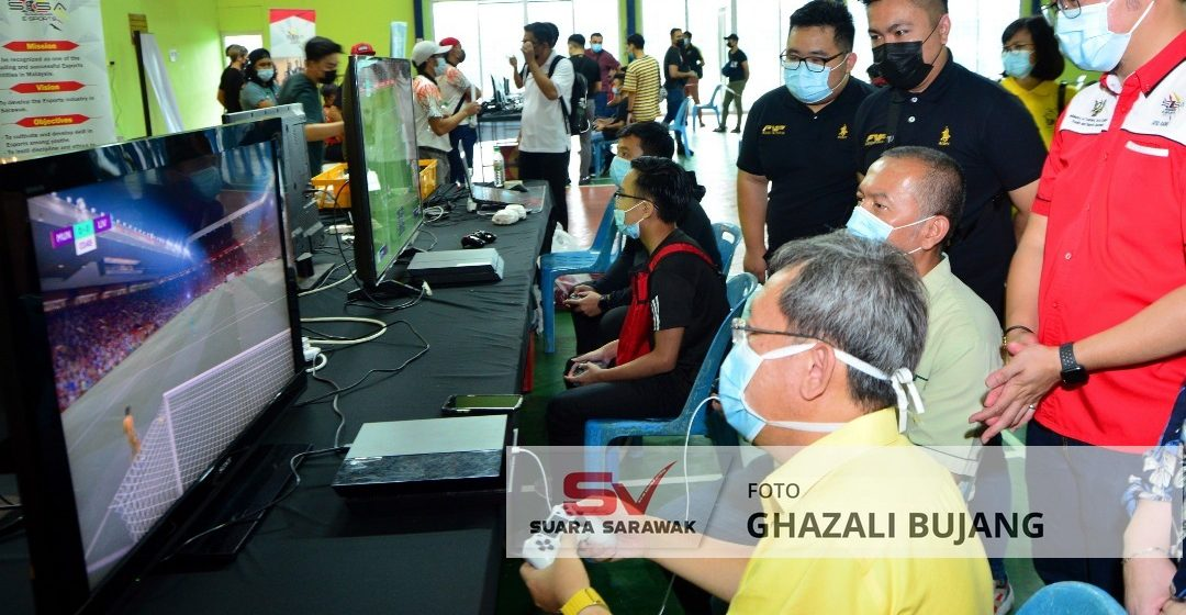 Sesa ngiga lima atlit dipilih ngarika Sarawak