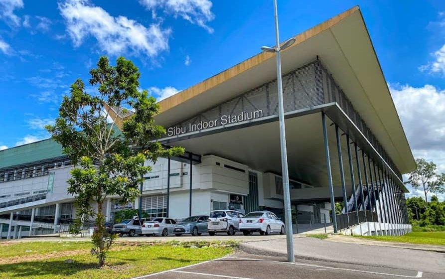 Stadium Tertutup Sibu dijadikan pusat kuarantin