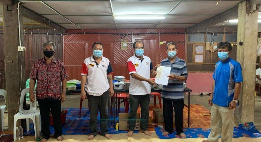 RM25,000 nyaup Rh Enjawan nyungkur taba berumah baru