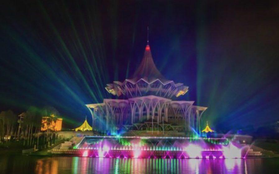 Pertunjukan Pancuran Air Berirama Darul Hana dibatalkan sementara