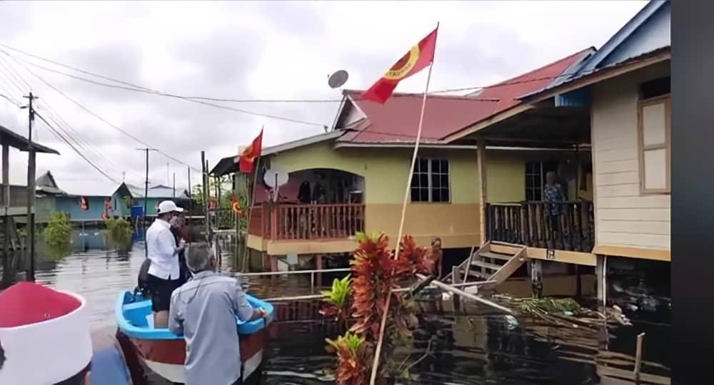 Bantuan banjir diagih secara adil