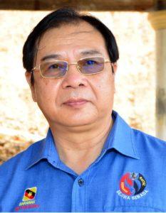 Menteri Muda Pengangkutan, Datuk Dr Jerip Susil.