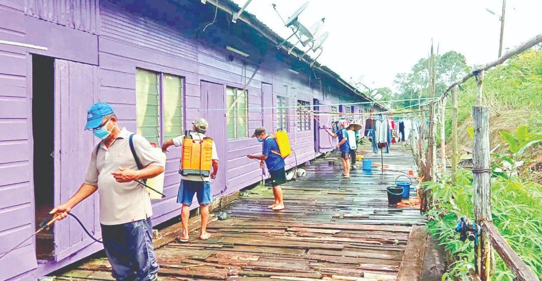 Peranak Rh Trisy besaup sanitasyen rumah