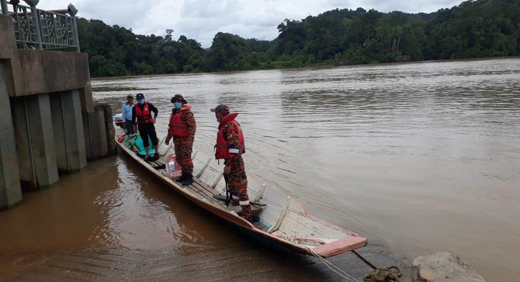 Mayat ditemui terapung di Sungai Katibas