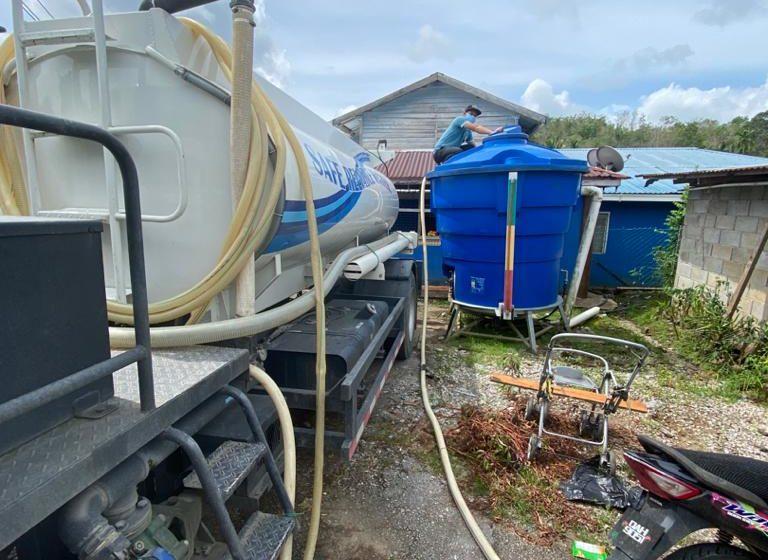 JBALB komited tangani isu tekanan air di Puncak Borneo