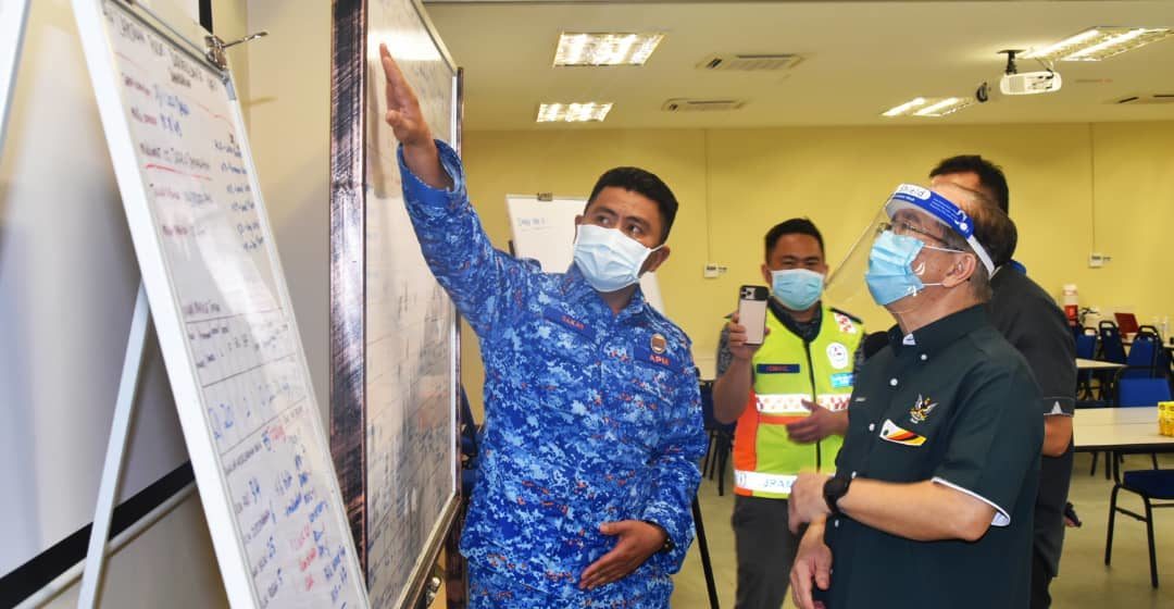 Ops Jala bisi asil, 20 Pati mujur ditangkap