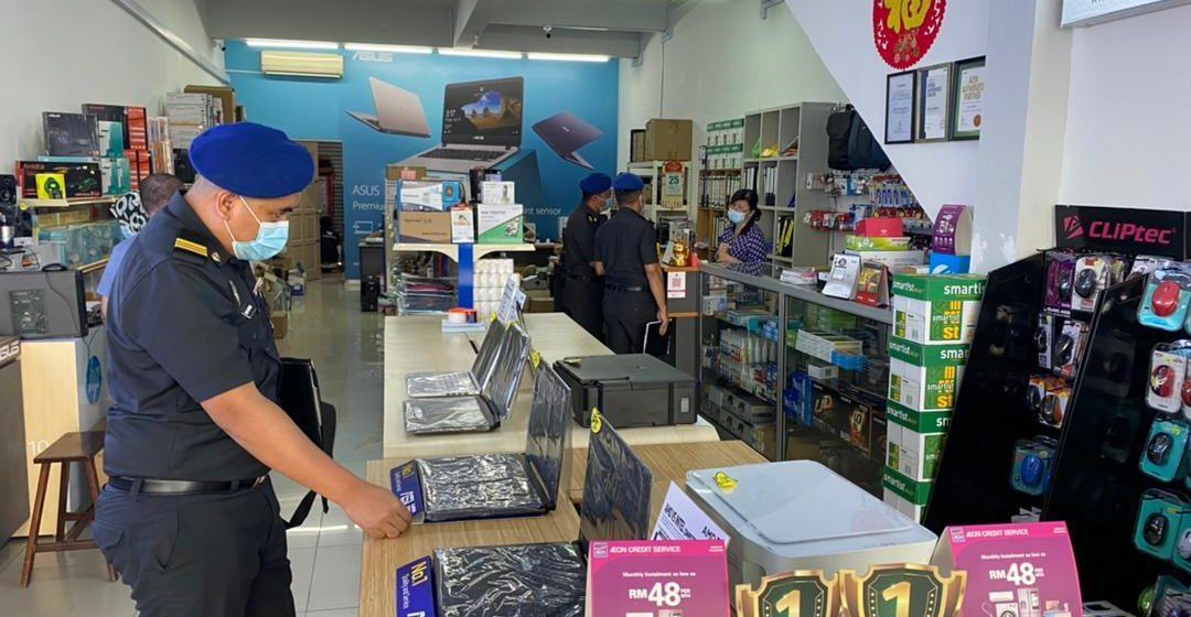 KPDNHEP Sarawak pantau harga gajet