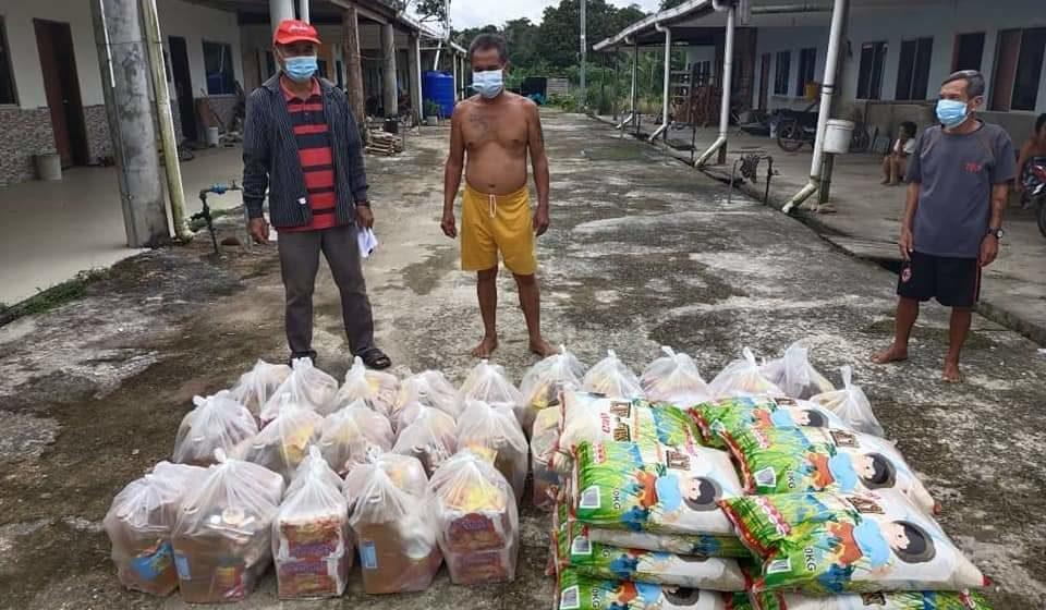 6,956 ruang biilik di Tamin nerima bantu Piket Pemakai Sarawakku Sayang
