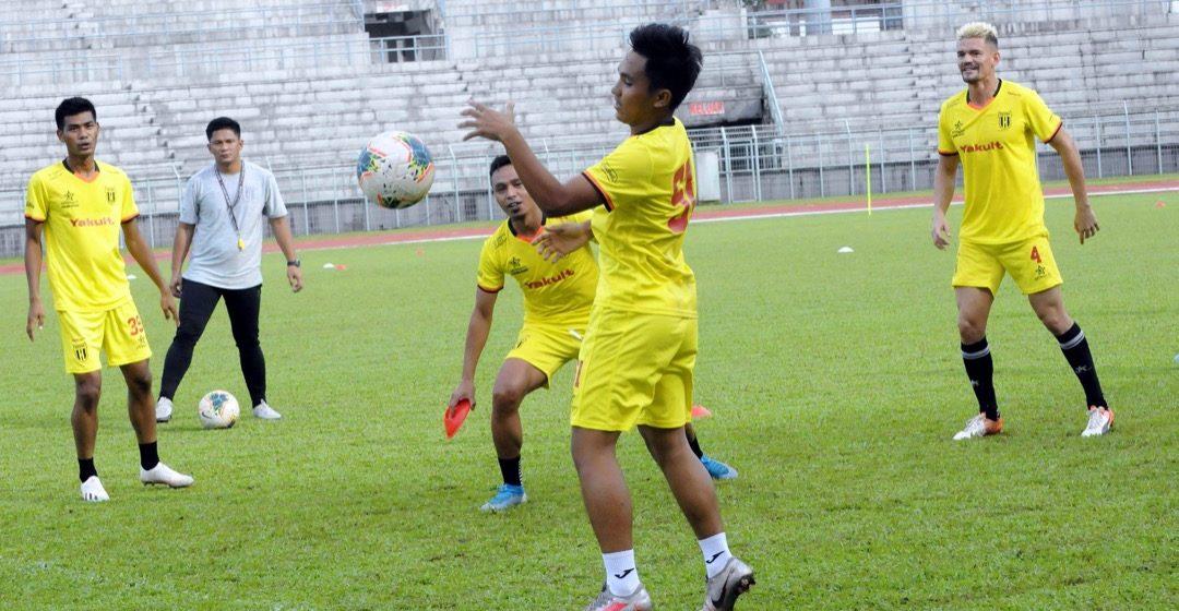 Kuching City sertai saingan lima penjuru