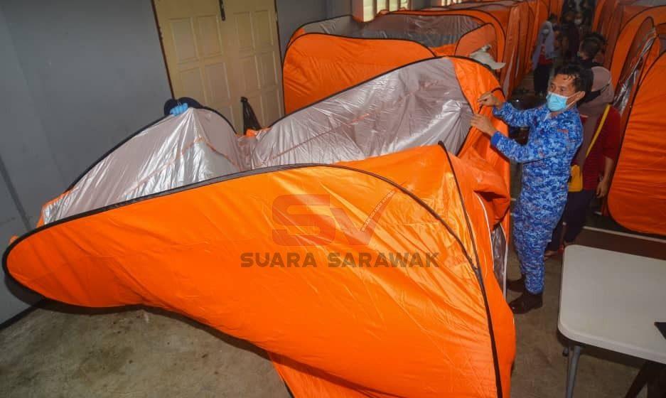 Mangsa banjir di Sarawak meningkat, sembilan PPS dibuka