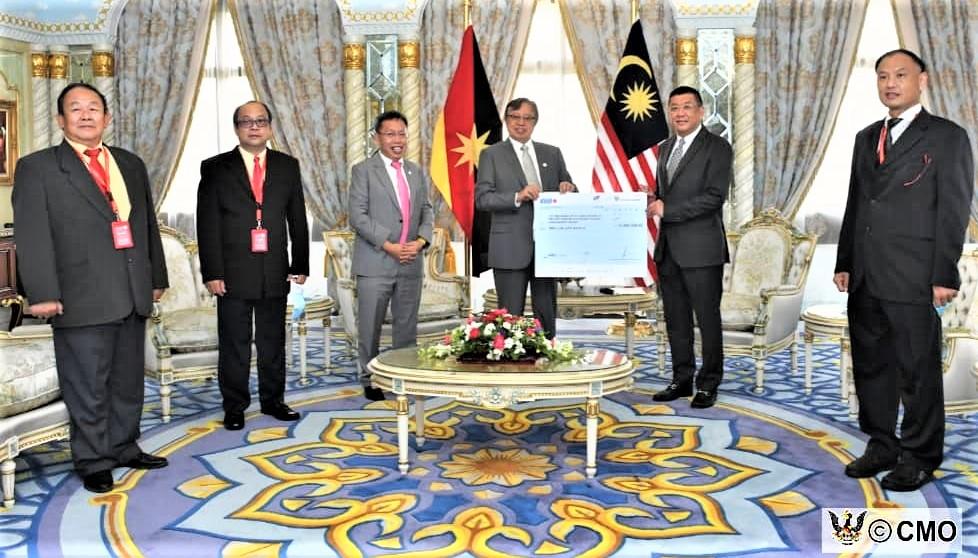 Hargai sumbangan Kerajaan Sarawak