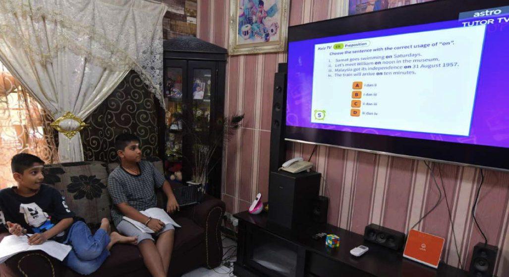 TV Pendidikan inisiatif tambahan bantu murid dalam PdPR