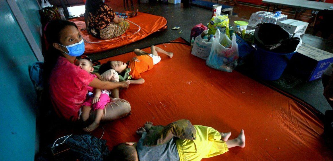 Satu PPS ditutup, mangsa banjir menurun kepada 1,046 mangsa