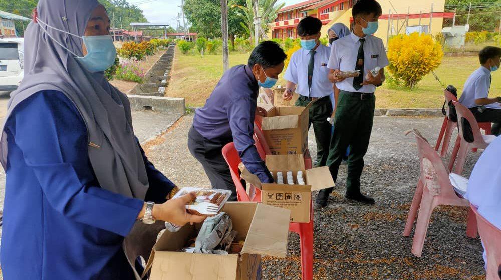 Yusuf doa pelajar SPM 2021 di Tanjung Manis raih kejayaan cemerlang