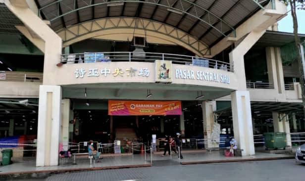Susulan peningkatan kes di Pasar Sentral, pasar basah terbesar di Malaysia ini dilanjut tutup lima hari lagi