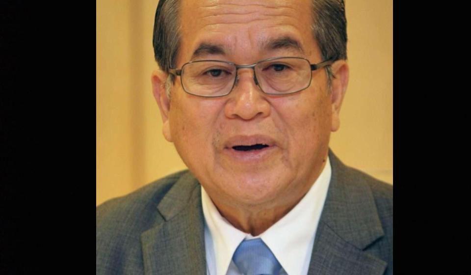 Import produk, dagin jani ari Sabah ditagang nagang ASF ngerekai