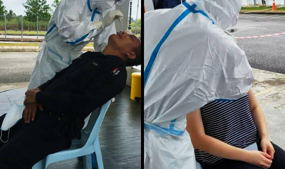 60 anggota polis Balai Sibu Jaya dicalit, empat balai polis diarah jalani saringan