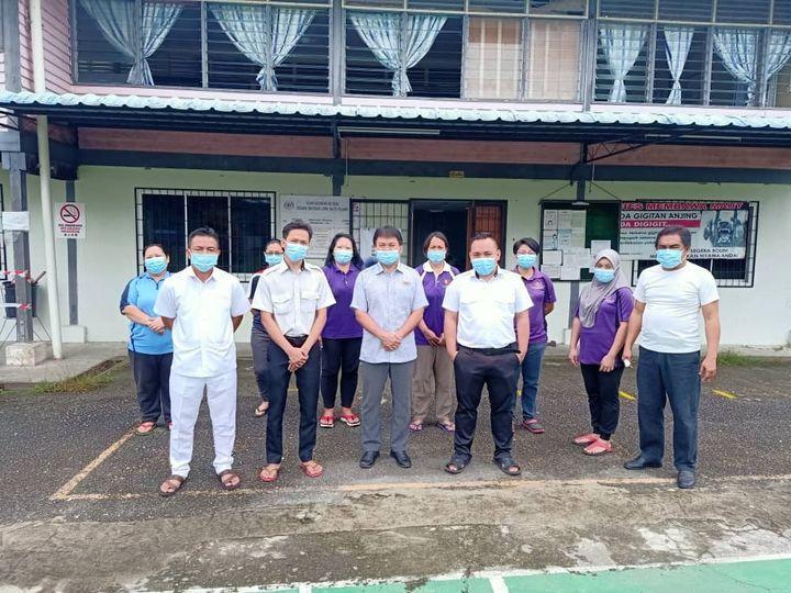 RM15,000 ungkup Klinik Ng Budu