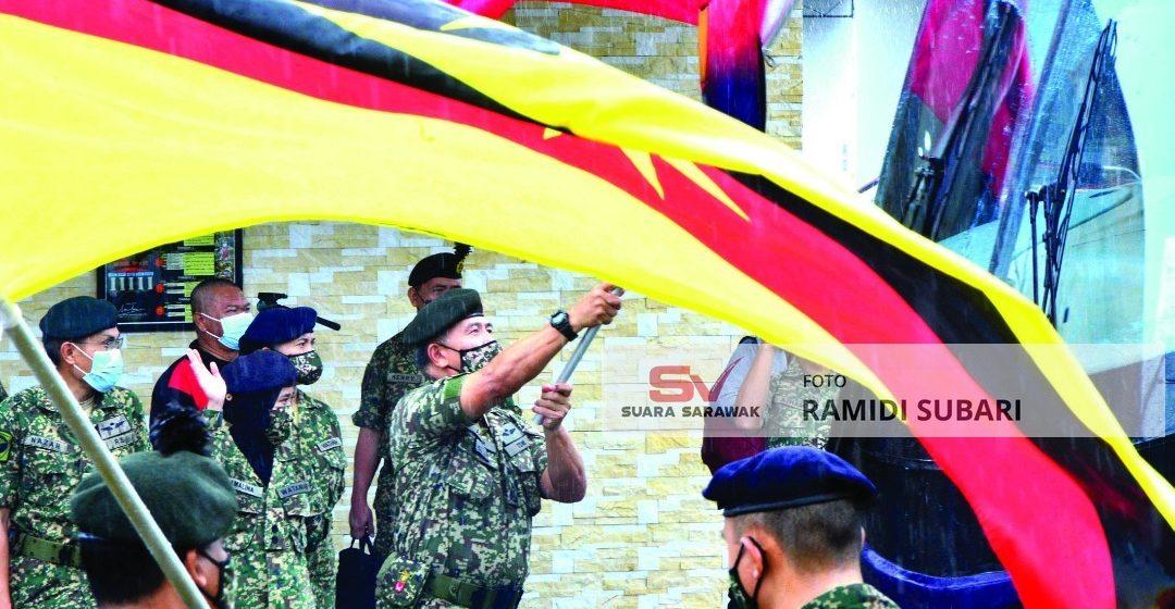 Op Penawar, 126 soldadu Rejimen 511 dianjung ke Sibu
