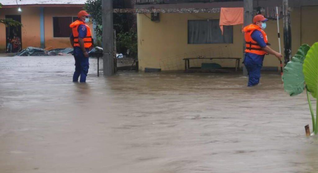 Mangsa banjir di Sarawak meningkat kepada 1,041 orang hari ini