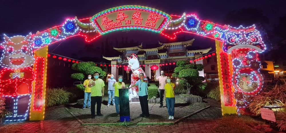 Elak wujudkan Kluster Tahun Baharu Cina