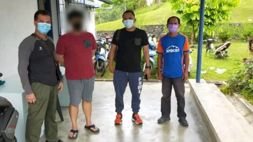 Peniaga kedai runcit ditahan dalangi pergaduhan
