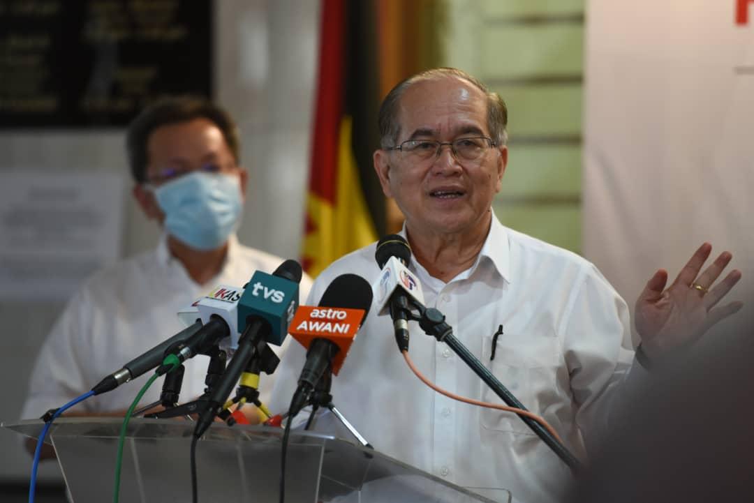 PKPD di tujuh lokaliti di Sarawak, 11 ditamatkan.