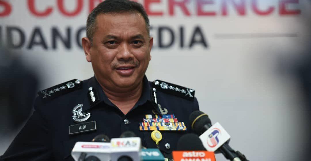 Kadar jenayah di Sarawak menurun bagi tempoh dua bulan pertama tahun ini