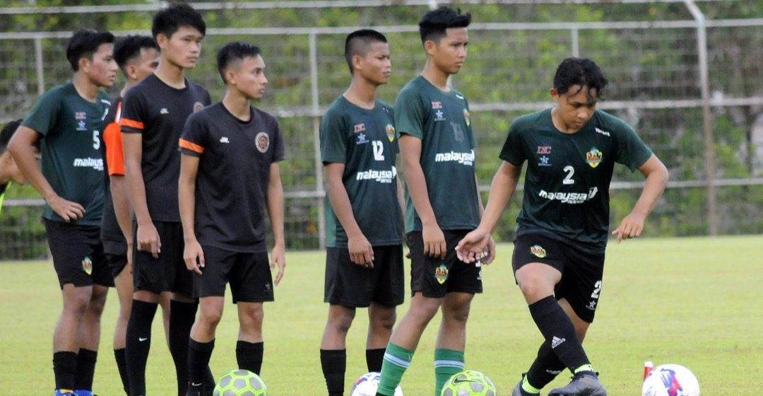 Sesi pemilihan skuad Piala Presiden Kuching dilanjutkan