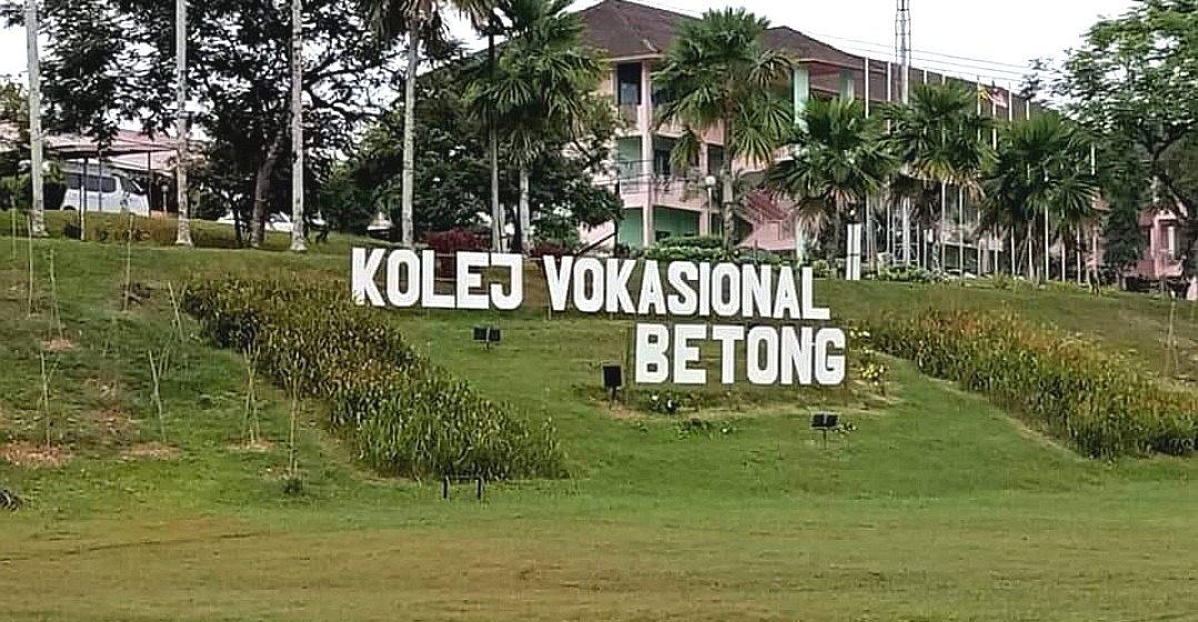 Graduet KV Betong 'laku'