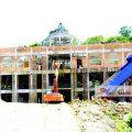 Kompleks baru Opis Pelilih Bau tembu April tu