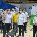 Suntikan vaksin Pfizer- BioNTech selamat, daftarlah di MySejahtera- Ketua Menteri