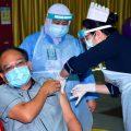 108,000 warga Serian telah mendaftar untuk menerima vaksin Covid-19