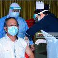 Jangan teragak-agak terima vaksin Covid-19, kata Martin Ben