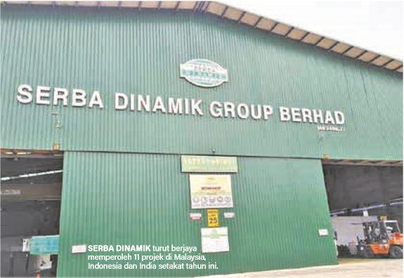 SERBA DINAMIK untung RM631.74 juta