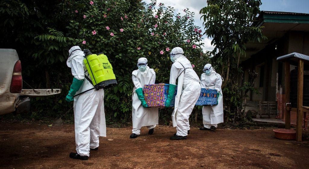 Tiga kematian akibat Ebola dilaporkan di Guinea
