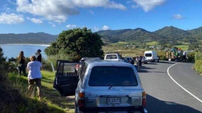 Gempa bumi kuat gegar Kepulauan Kermadec, New Zealand