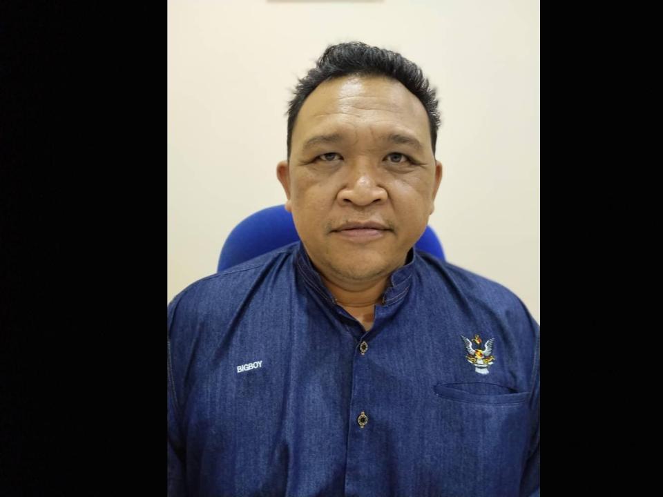 Abang Nawawi Presiden MBC Chapter Sarawak