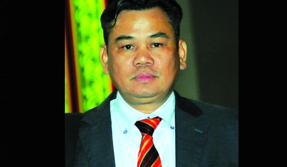 Projek Waterfront Selangau tembu June
