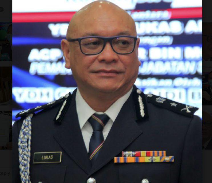 SAC Lukas Aket, ketuai JSJ Sarawak