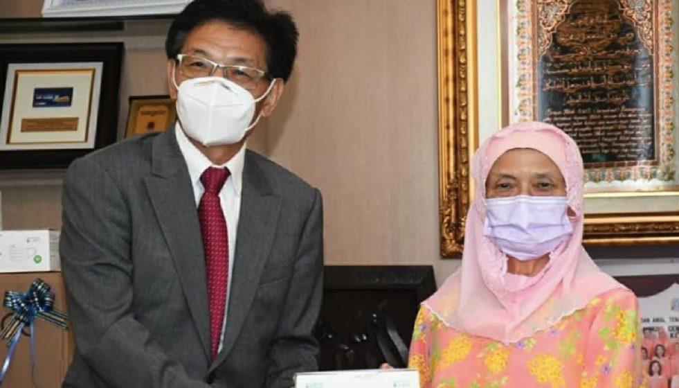 China tidak lupa jasa Sarawak
