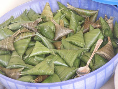 Selukung makanan warisan tradisi masyarakat Kayan