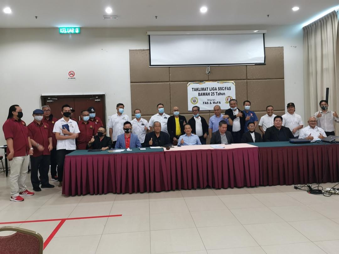 Piala SSC/FAS bermula 15 Mac