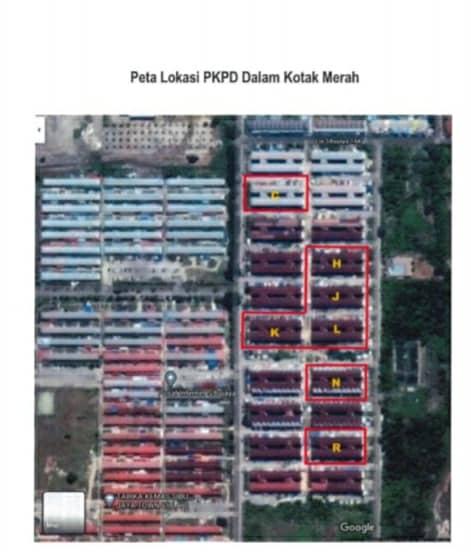 Tujuh blok rumah pangsa Sibu Jaya dilanjut PKPD