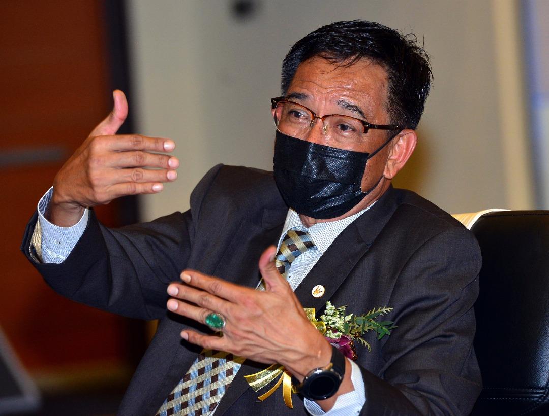 Ungkus kuarantin lebih RM15 juta sebulan