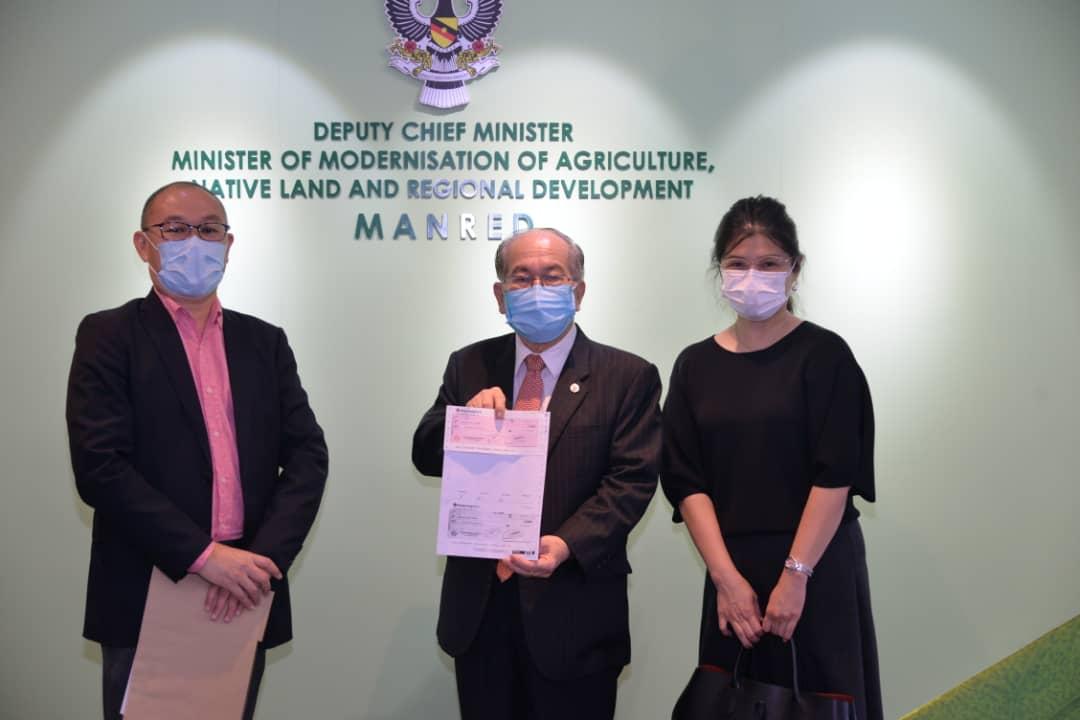 RM200,000 bantu perangi Covid-19
