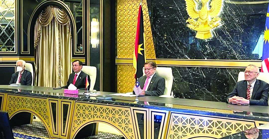 Sarawak beratka pemansang kuasa hidro