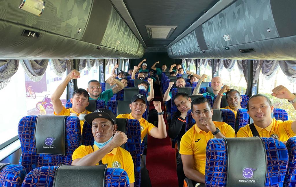 Ujian pertama Sarawak United